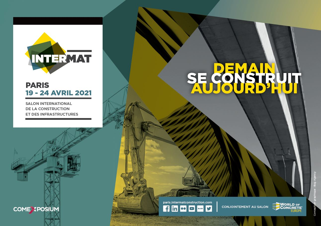 INTERMAT Paris 2021