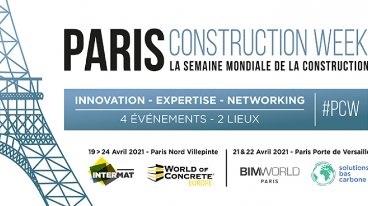 Visuel Paris Construction Week